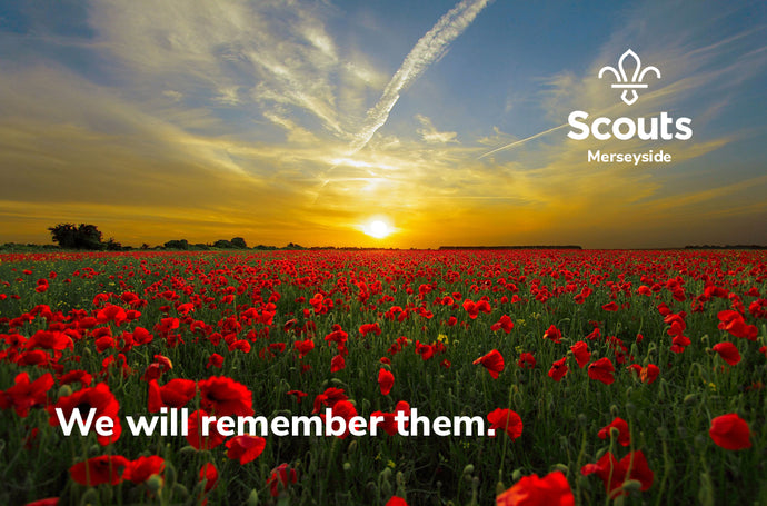 Scouts from across Merseyside have been preparing this week to commemorate those who, for our tomorrow, gave their today.