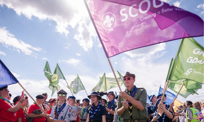 Want to help deliver an adventure of a lifetime at the European Jamboree 2020 as a member of IST?