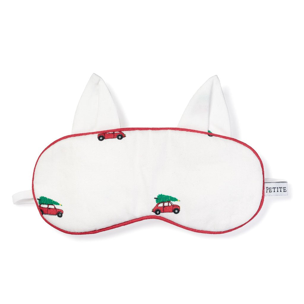 Holiday Journey Kitty Eye Mask
