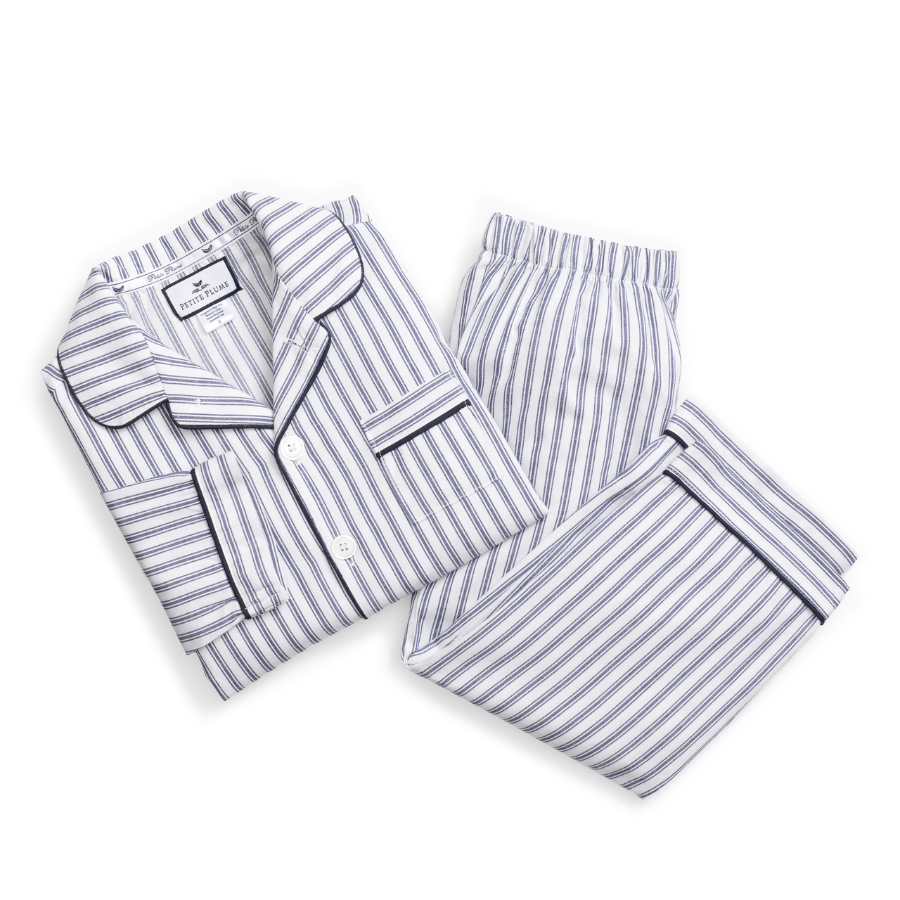 French Navy PJ Set