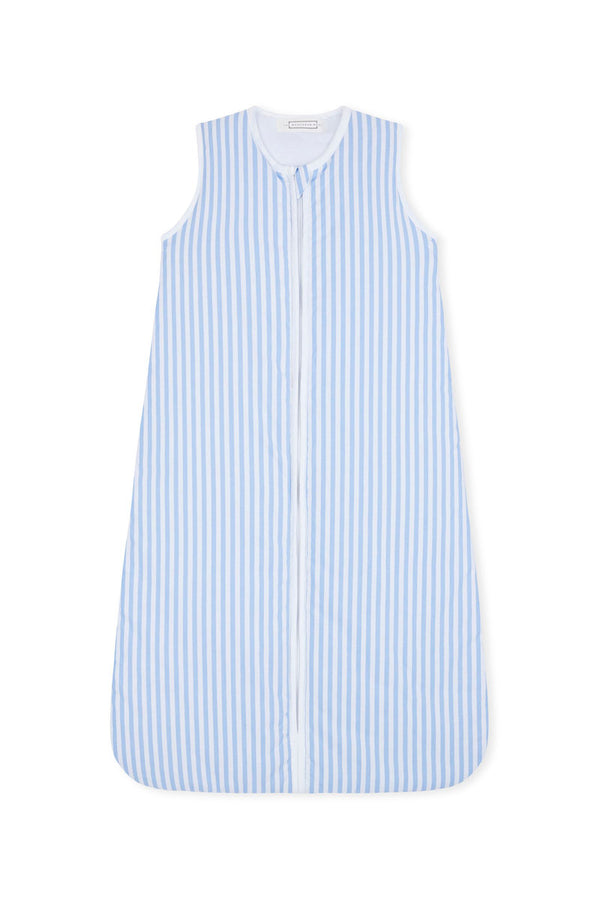 Blue Striped Sleep Sack