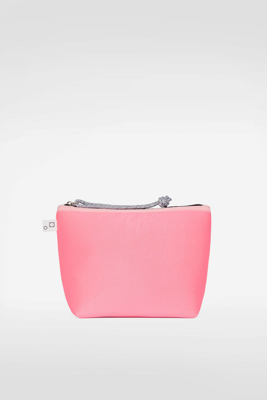 PETIT PIPER POUCH - NEON PINK