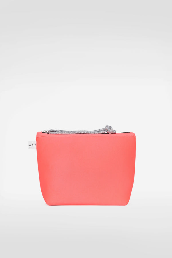 PETIT PIPER POUCH - BRIGHT WATERMELON