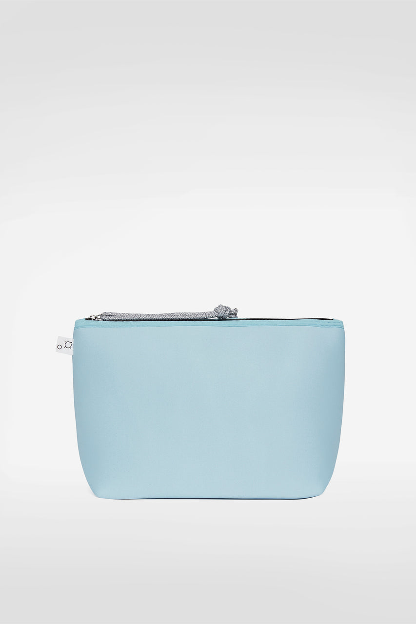 PIPER POUCH - BABY BLUE