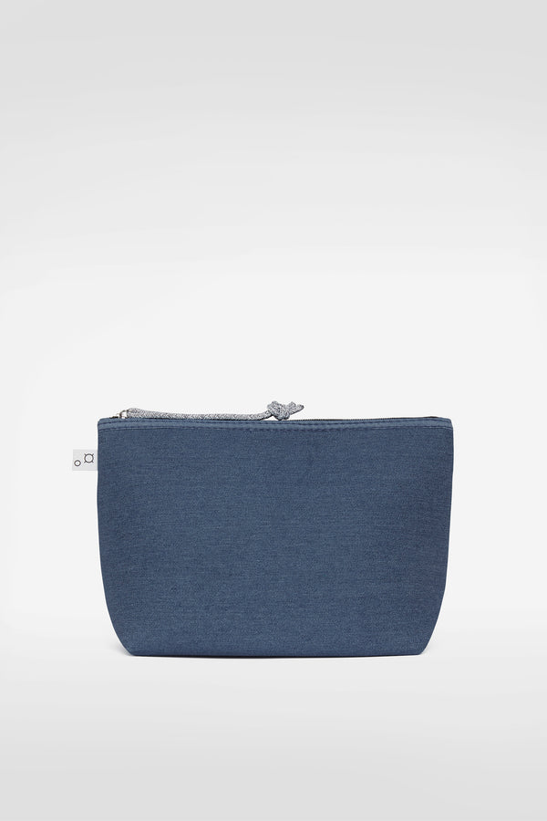 PIPER POUCH - DENIM