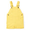 Sunshine Yellow Shorts Dungaree