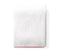 Bright Pink Piped Edge Towels