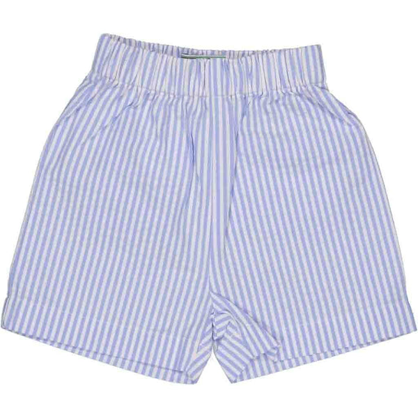 Dylan Short - Blue And White Stripe
