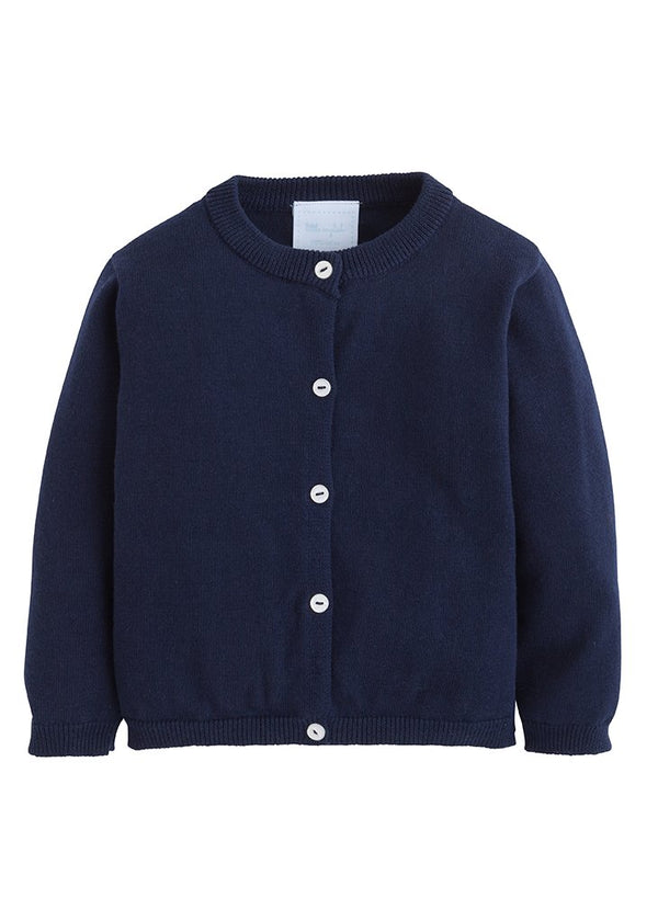 Essential Cardigan Navy