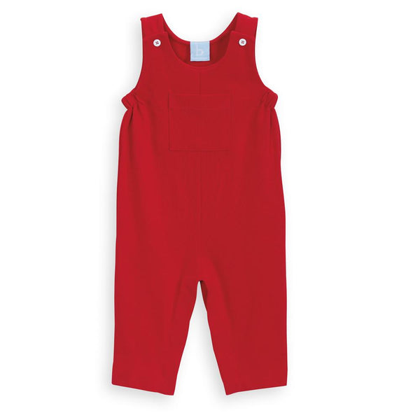 Red Jersey Overall