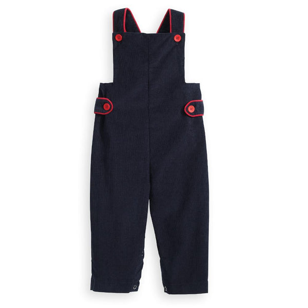 Navy Billy Overall