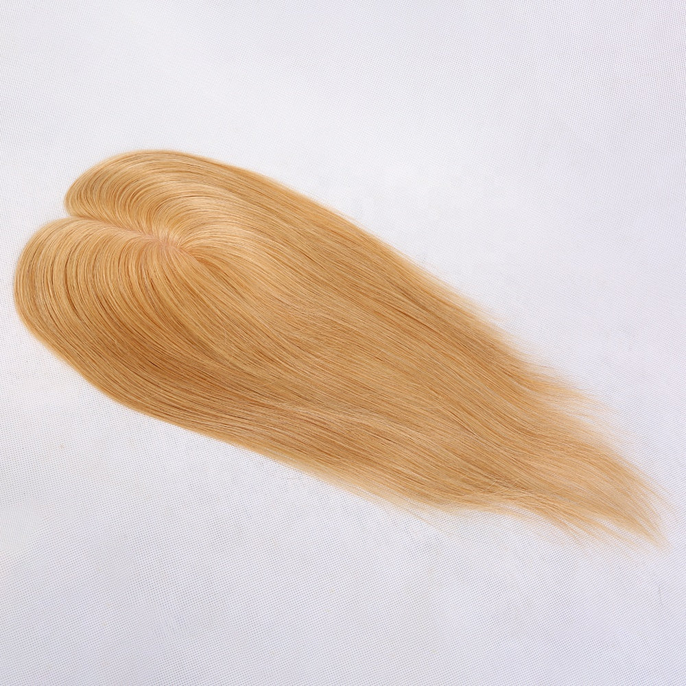 Highlighted-Full-Silk-Base-Virgin-Brazilian-Human-Hair-Women's-Hair-Toppers