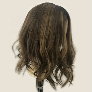 Brown-Highlighted-Human-Hair-Topper-Wiglets