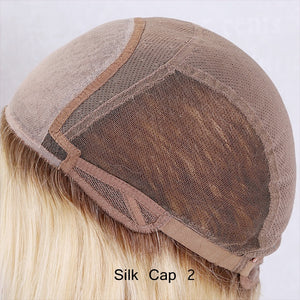 Custom-Made-Blonde-Silk-Cap-Human-Hair-Wigs-For-Cancer-Patients