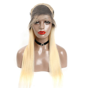 Brazilian-Virgin-Hair-1B613-Blonde-Lace-Front-Wig-Long-Bob