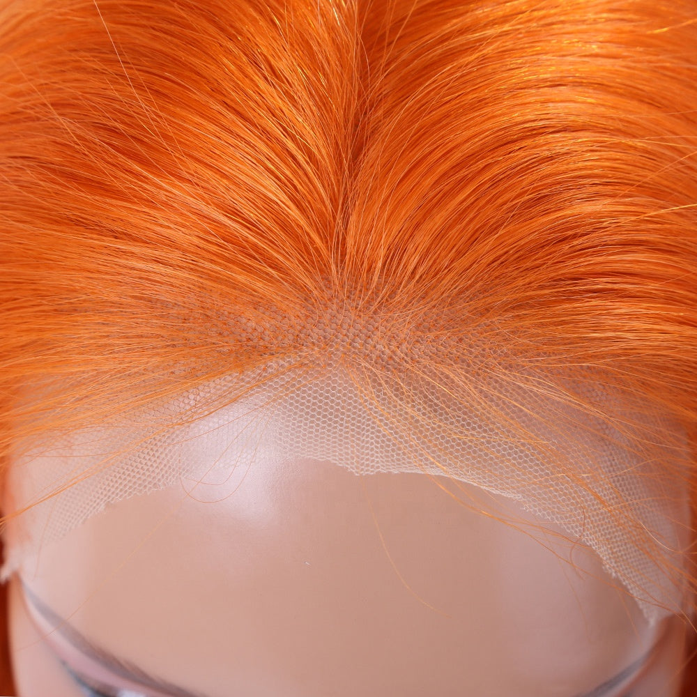 Orange-Wigs-Brazilian-Virgin-Human-Hair-Pre-Plucked