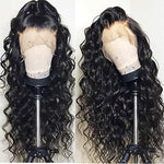 Mongolian-Kinky-Curly-Wavy-Virgin-Human-Hair-Lace-Front-Wigs