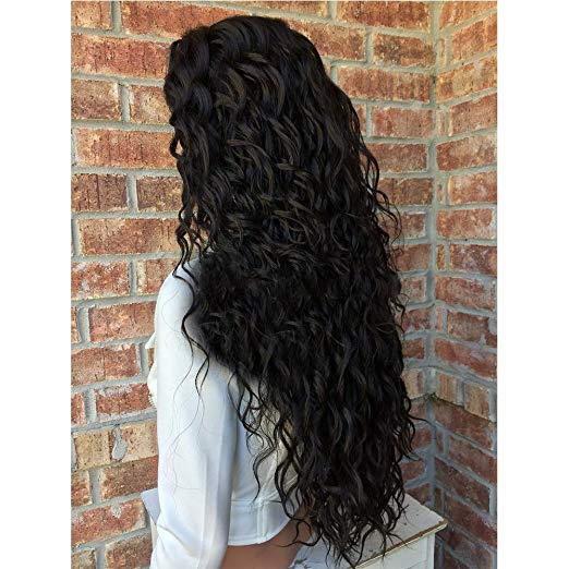 long-wave-Human-Hair-Lace-Wigs-Pre-Plucked-Free-Part-for-black-African-woman