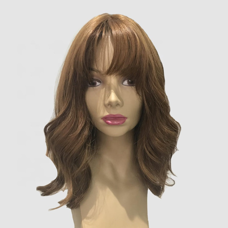 100-European-Virgin-Human-Hair-Light-Brown-Jewish-Women-Wigs-Natural-Wavy-Silk-Top-Wigs-With-Bangs