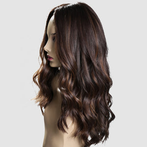 Brown-Highlighted-100-European-Virgin-Human-Hair-Silk-Top-Jewish-Wigs-Dark