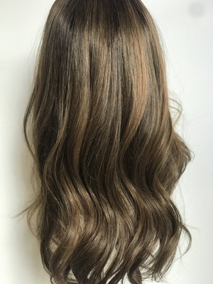 Unprocessed-Brazilian-Virgin-Human-Hair-Silk-Base-Real-Women's-Hair-Toppers