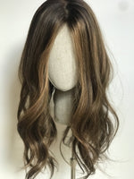 Highlights-Unprocessed-Brazilian-Virgin-Human-Hair-Silk-Base-Women's-Hair-Toppers