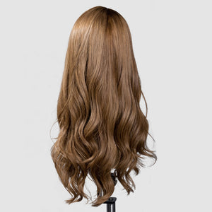 Balayaged-Silk-Base-European-Human-Hair-Wigs-Beautiful-Sheitels-For-Jewish-Women-Natural-Wavy
