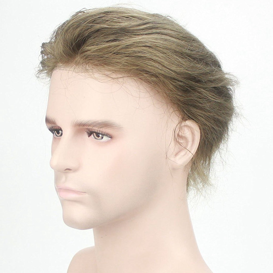 Light-Brown-male-Human-Hair-WIGS