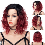 Red-Ombre-Dark-Rooted-Synthetic-Short-Medium-Wavy-Wigs-Capless-For-Sale