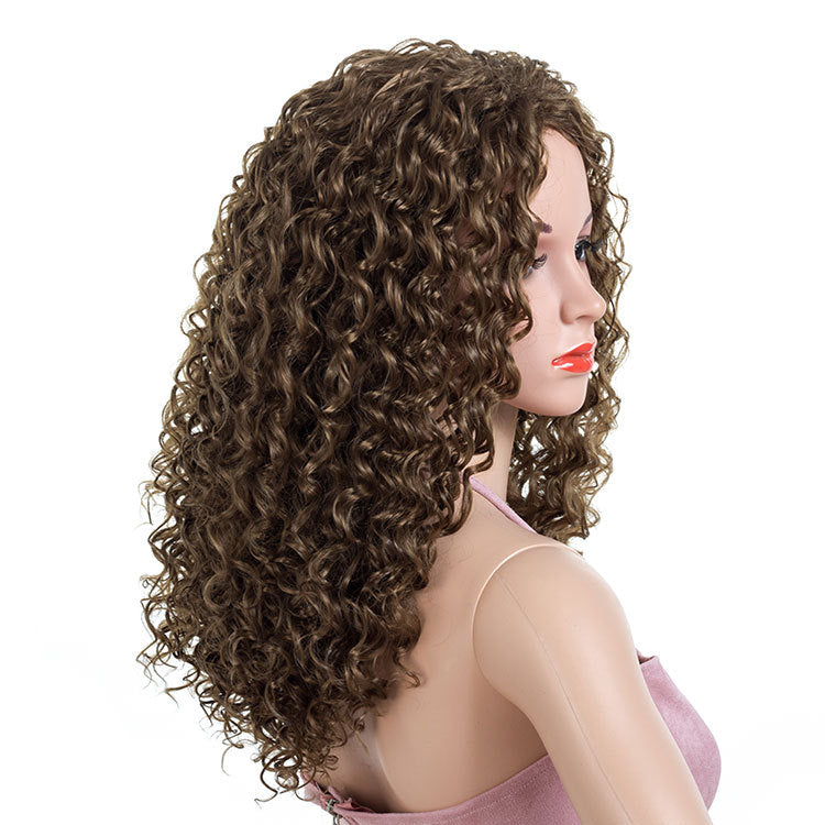 Dark-Brown-Long-Synthetic-Hair-Big-Kinky-Curly-Wigs-For-African-American-Women