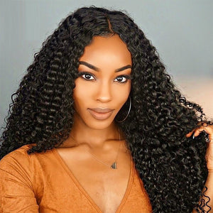 Curly-Human-Hair-Wig-Brazilian-Short-Bob-Lace-Front-Human-Hair-Wigs-Pre-Pluck-Hairline-With-Baby-Hair