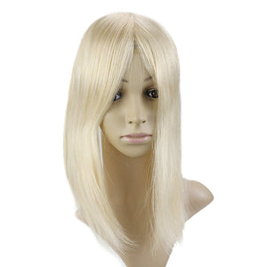 Blonde-Human-Hair-Wigs-Clip-In