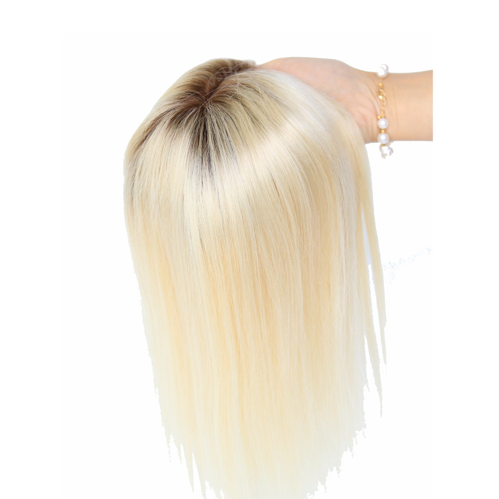 Blonde-Hairpieces-For Thinning-Hair