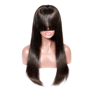 Lace-Front-Human-Hair-Wigs-With-Bangs-Brazilian-Virgin-Hair-Straight