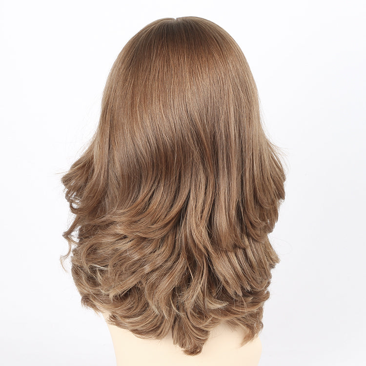 Long-Wavy-European-Human-Hair-Silk-Top-Human-Hair-Wigs-For-White-Women-6-Brown