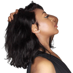 13x6-Short-Bob-Lace-Front-Wigs-Human-Hair-Natural-Wave-Indian-Non-remy-Natural-Black-Pre-Plucked-Bleached-Knots