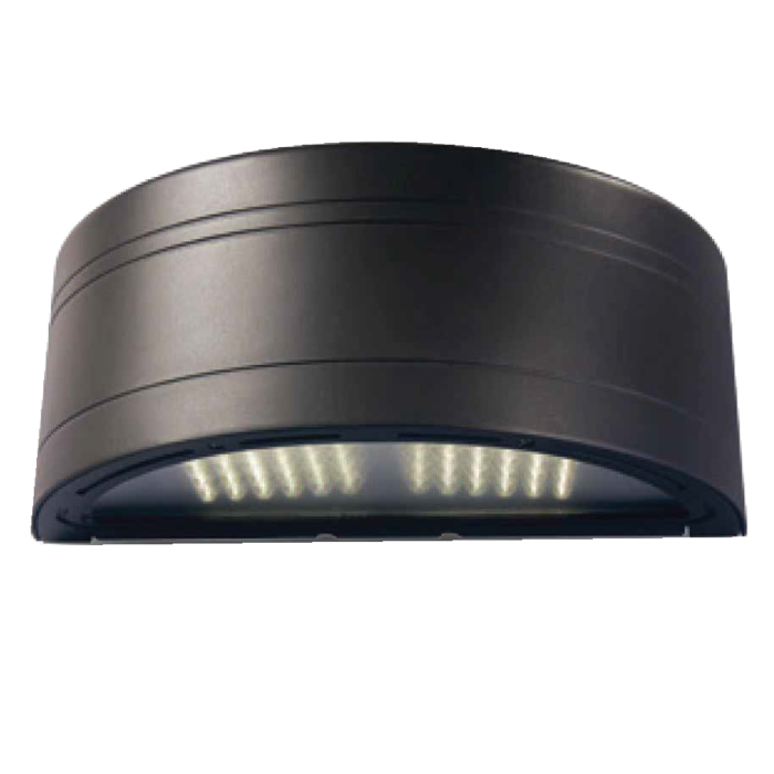 175W Equal Curved Architectural LED Wall Pack