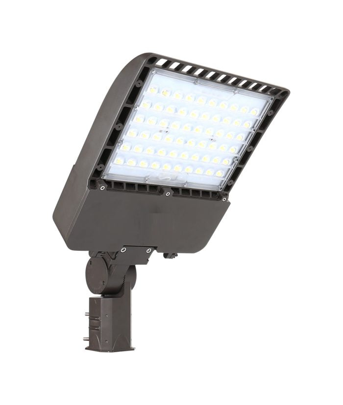 400W Equivalent LED Area Light with Slipfitter