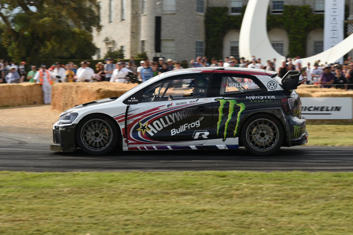 Petter Solberg and the Farewell Tour