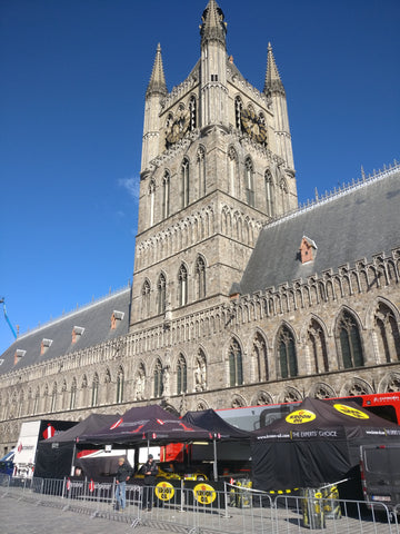 Ypres Rally Cloth Tower