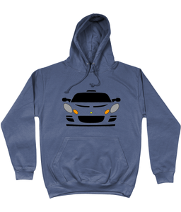 Airforce Blue Lotus Exige Hoodie