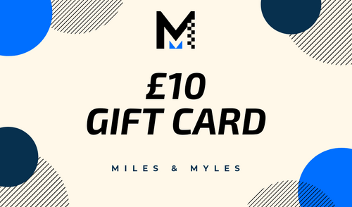 Gift Cards - Miles & Myles