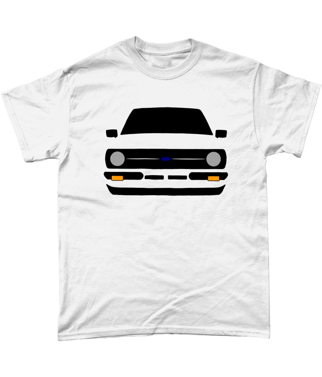 Ford Escort MK2 RS1800 T-Shirt 🎨 - Miles & Myles