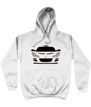 Load image into Gallery viewer, Arctic White Lotus Exigie Hoodie