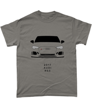 Load image into Gallery viewer, Audi RS3 T-shirt (GRAY)