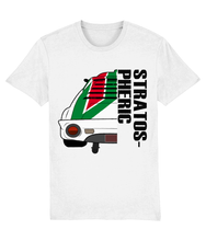 Load image into Gallery viewer, Stratospheric Lancia Stratos T-Shirt - Miles & Myles