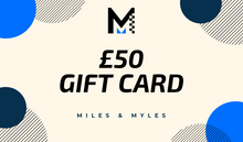 Load image into Gallery viewer, Gift Cards - Miles & Myles