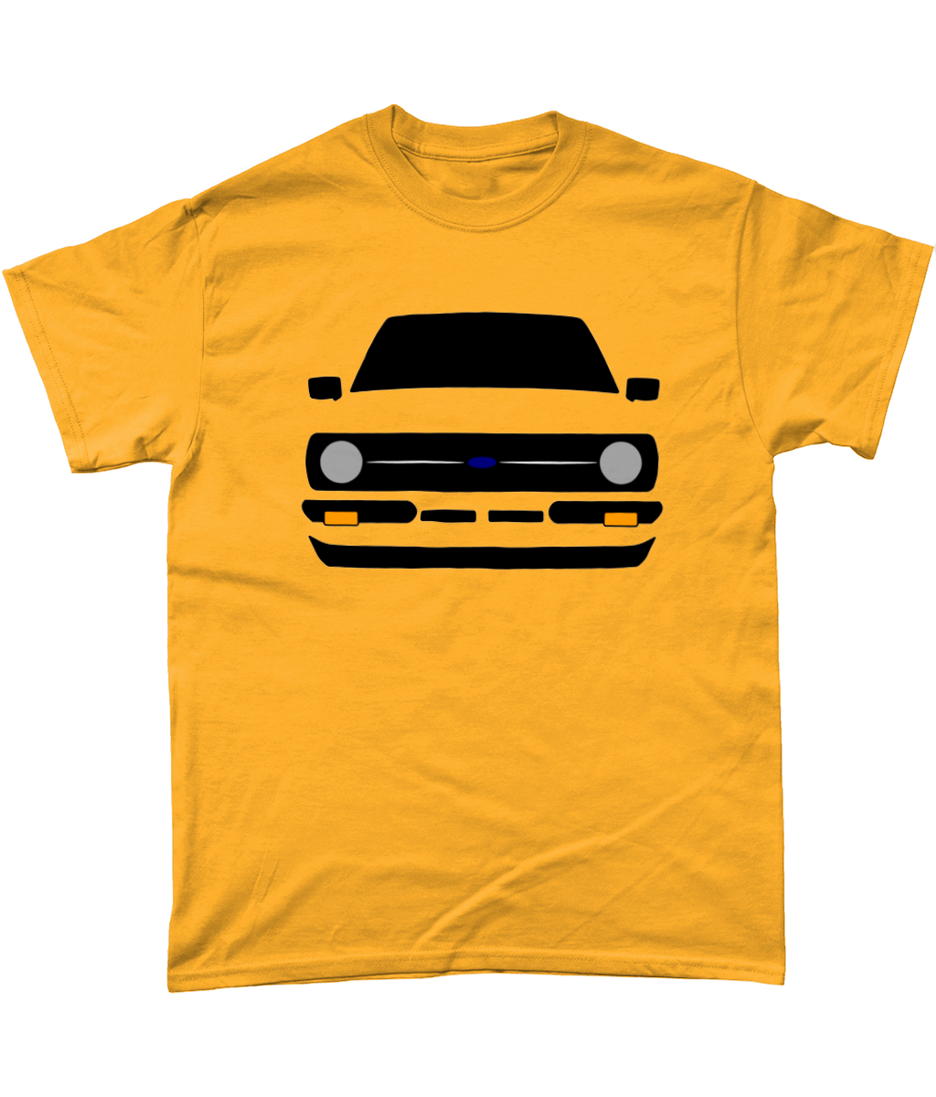 Ford Escort MK2 RS1800 T-Shirt 🎨