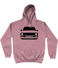 Load image into Gallery viewer, Ford Escort MK2 RS1800 Hoodie 🎨 - Miles & Myles