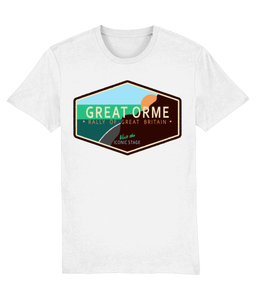 Rally of Great Britain - The Great Orme T-Shirt - Miles & Myles